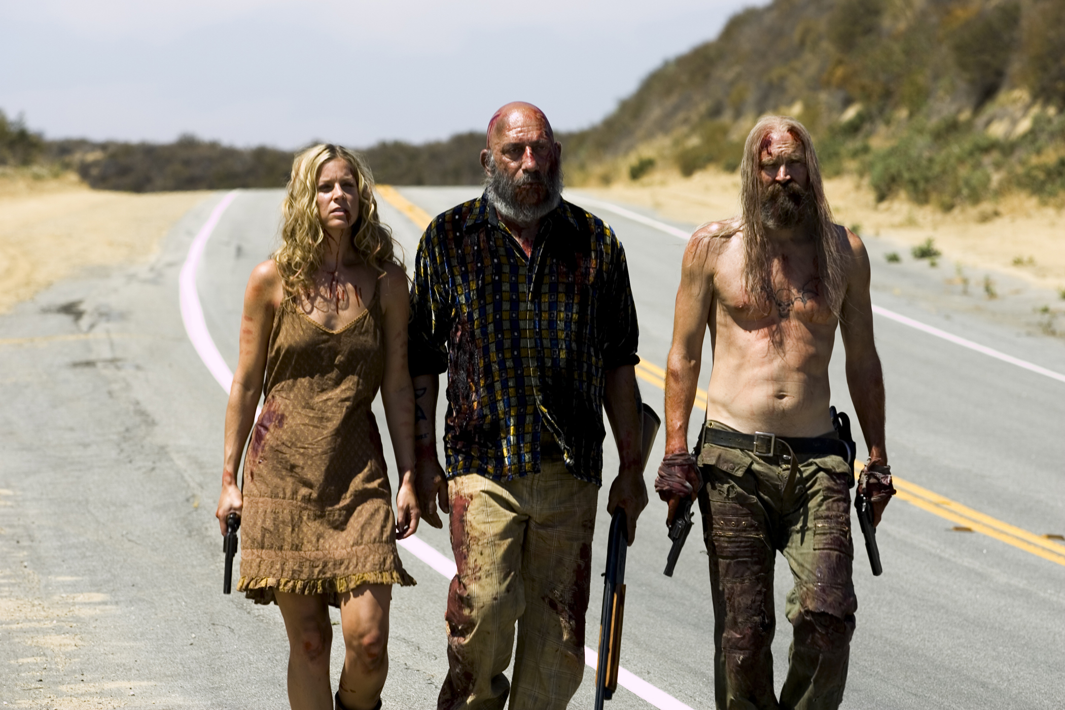 Rob Zombie Devil's Rejects